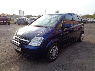 begagnad Opel Meriva 1.6 101hk*besik*finans*gårbra