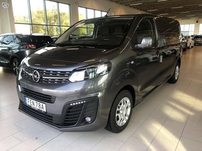 begagnad Opel Vivaro NYA LAUNCH EDITION L2H1 2.0 BLUEH -20