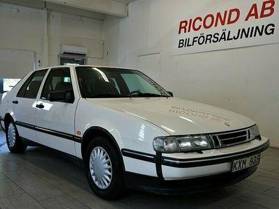 begagnad Saab 9000 CS 2.0 Turbo 150hk 1 äg nybes 8943mil Toppfin