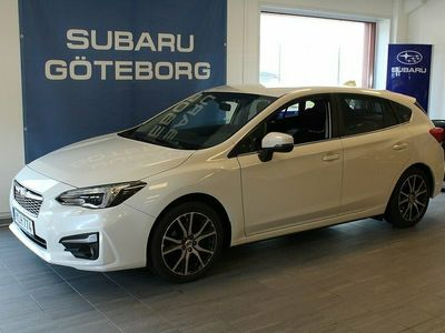begagnad Subaru Impreza 2.0i Aut Active (156hk) *Vinterhjul*