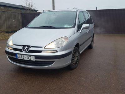 begagnad Peugeot 807 SR 2,2 -03