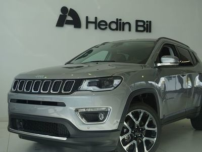 begagnad Jeep Compass 1.4 T 170HK 4WD Serie 2 Panorama