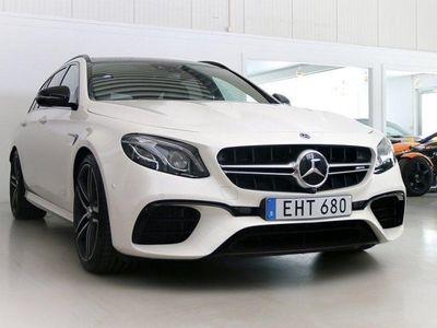 begagnad Mercedes S63 AMG AMG E612hk Sv-såld / Kera -18
