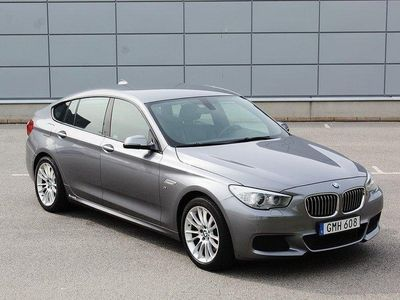 begagnad BMW 520 Gran Turismo d Automat M Sport Euro 6