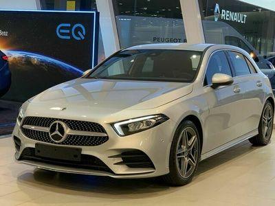 begagnad Mercedes A200 - BenzAMG LINE / ADVANTAGEPAKET