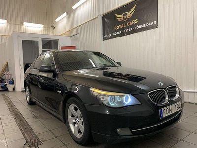 begagnad BMW 530 d Sedan Automat 235hk Välutrustad Nybes 0:- KONTANT