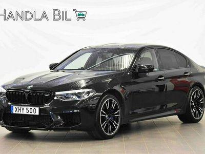 begagnad BMW M5 600HK SV-SÅLD SE SPEC