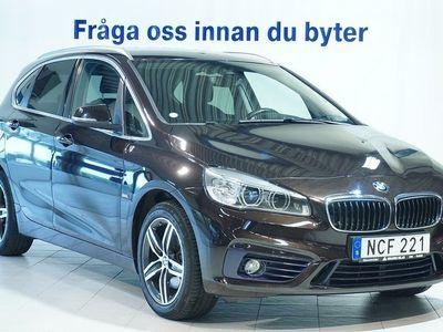 begagnad BMW 220 Active Tourer d ACTIVETOURERSPORTAutomat