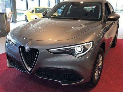 gebraucht Alfa Romeo Stelvio - SUPER GME 2.0 200HK AT8 AWD *DEC