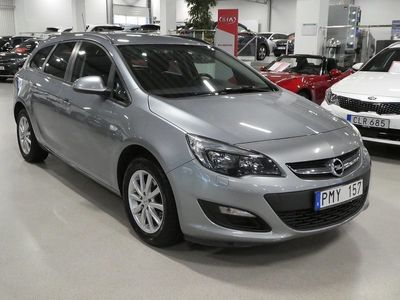 begagnad Opel Astra 1.6 115hk Sports Tourer Active