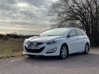 begagnad Hyundai i40 1.7 CRDi CW Audition 136hk