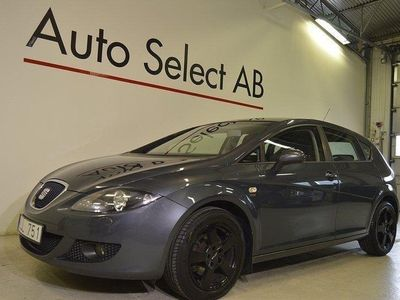 begagnad Seat Leon 1.8 TSI 160hk Ny Bes S+V Hjul