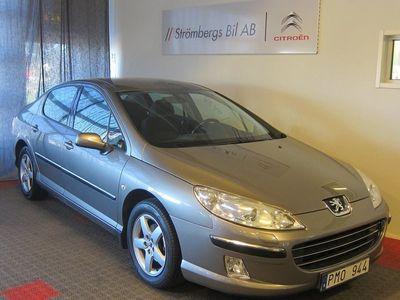begagnad Peugeot 407 2.0 (140hk)