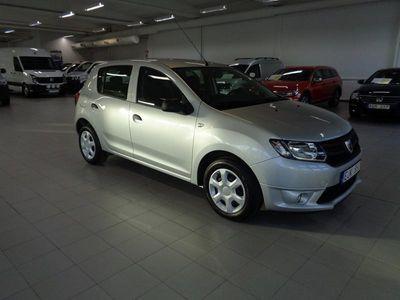 used Dacia Sandero II 0.9 TCe 90Hk Ambiance Halvkombi