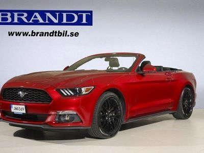 usata Ford Mustang  2.3 EcoBoost 315Hk Automat-vxl