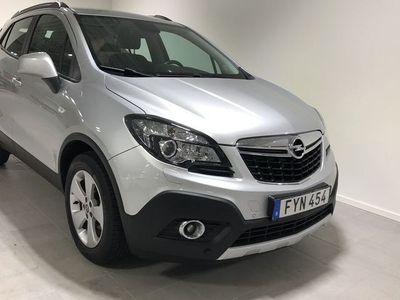 begagnad Opel Mokka 1,6 CRDI 4WD
