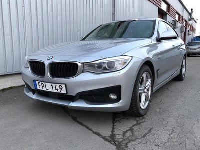 begagnad BMW 320 Gran Turismo 3-serien d F34