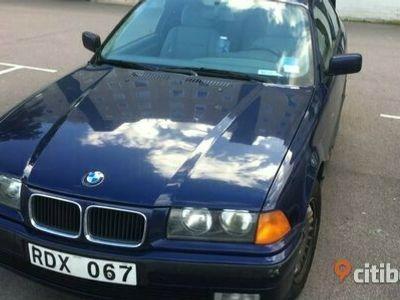 begagnad BMW 318 I S M3 1.8