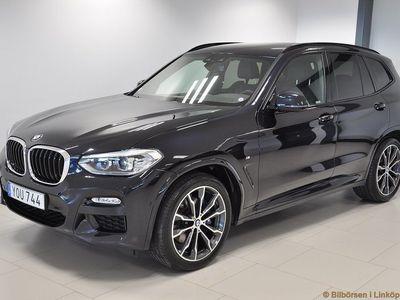 begagnad BMW X3 xDrive 30d M-Sport Aut Navi Drag