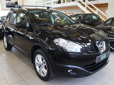 begagnad Nissan Qashqai +2 1.6 dCi 4X4 7-SITSIG PANORAMA 130HK 93.500:-