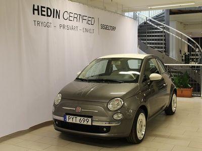 begagnad Fiat 500C VINTAGE 1.2 69HK S-V Hjul