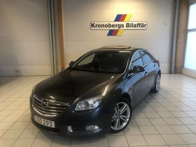begagnad Opel Insignia Limousine OPC-Line 170Hk 4x4