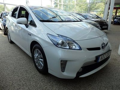 begagnad Toyota Prius 1,8 Hsd Hybrid Plug-in Active