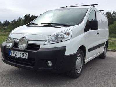 brugt Citroën Jumpy III 2.0 HDI Skåp (128hk)