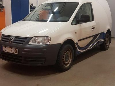 begagnad VW Caddy Panel Van 2.0