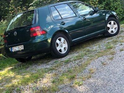 begagnad VW Golf V LÅGMIL 2 ägare HIGHLINE