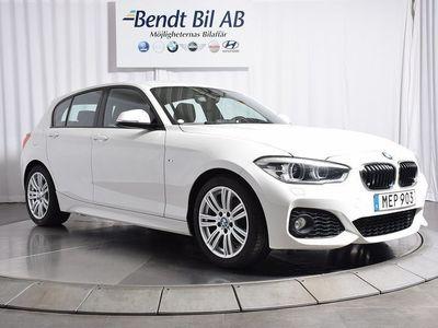 begagnad BMW 118 i M-Sport / 1-års garanti