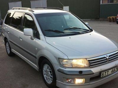 begagnad Mitsubishi Space Wagon 2,4 7 stis -02