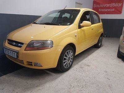 begagnad Chevrolet Aveo 5-dörrars 1.4 E-TEC 94hk