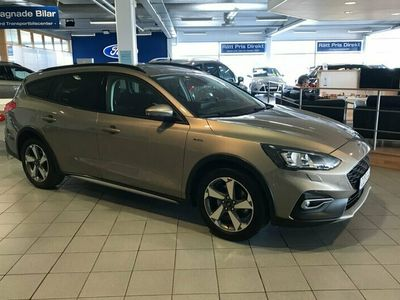 begagnad Ford Focus Active Combi 1.0 EcoBoost Hybrid 125hk DB Special Edition