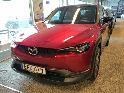 begagnad Mazda MX30 First Edition e-skyaktiv ELBIL 35,5 kW 2020, Personbil Pris 369 900 kr