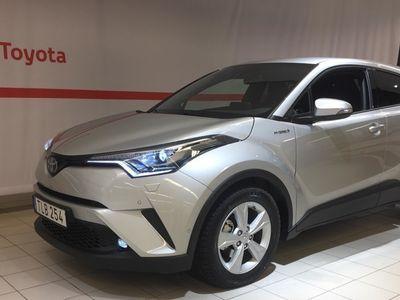 usata Toyota C-HR 1,8 Hybrid Executive JBL Skinn Teknikpaket