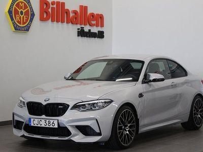 begagnad BMW M2 Competition 410hk Harman / Navi / Drivers-paket