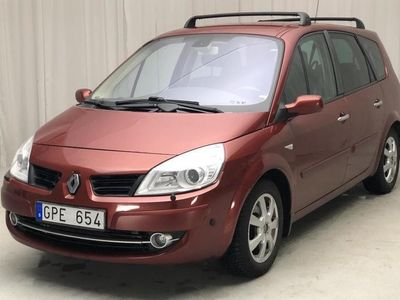 begagnad Renault Scénic Grand II 1.9 dCi