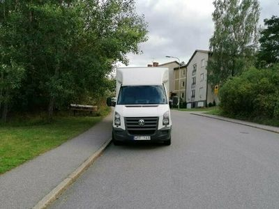 begagnad VW Crafter Chassi 35 2.5 TDI