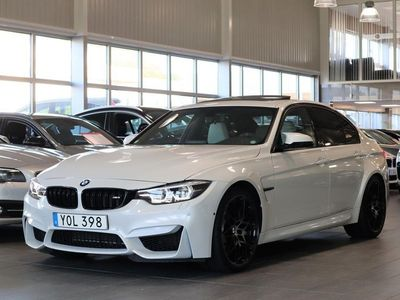 begagnad BMW M3 Competition DCT 450hk