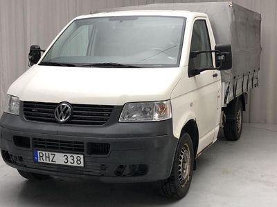 begagnad VW Transporter T5 1.9 TDI Pickup