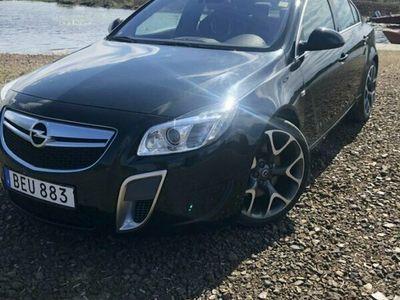 begagnad Opel Insignia OPC