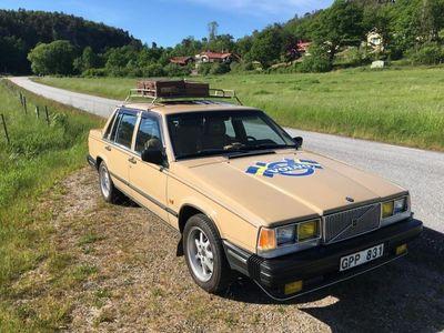 begagnad Volvo 744 lågmil