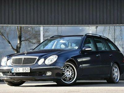 begagnad Mercedes E270 CDI Kombi (177hk) Automat/Drag/Sv-Såld