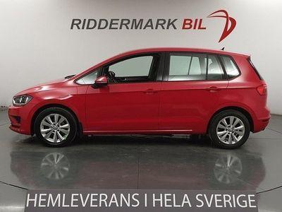 begagnad VW Golf Sportsvan TDI BM Comfort Kame