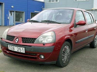 begagnad Renault Clio 5D 1.2 Expression 75hk
