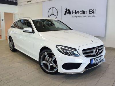 begagnad Mercedes 220 C4MATIC,AMG,VÄRMARE