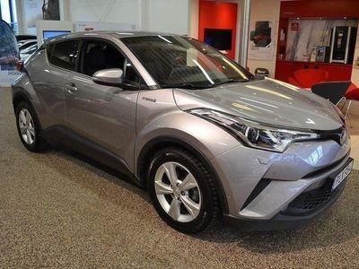 begagnad Toyota C-HR 1.8 Elhybrid Executive JBL Vinter