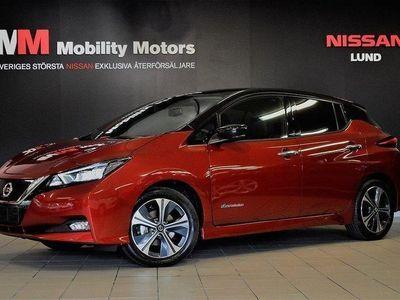 begagnad Nissan Leaf N-Connecta 40 kWh | 24-mån 2019, Halvkombi 3 499 kr