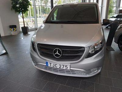 begagnad Mercedes Vito Vito116 Skåp Kampanj Auto -18